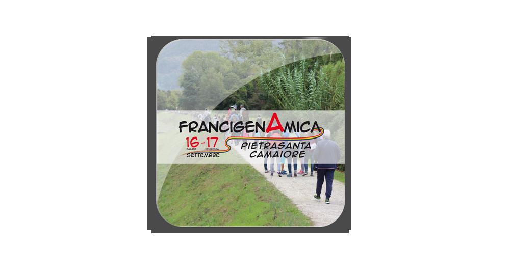 FrancigenAmica - Terza edizione 2018