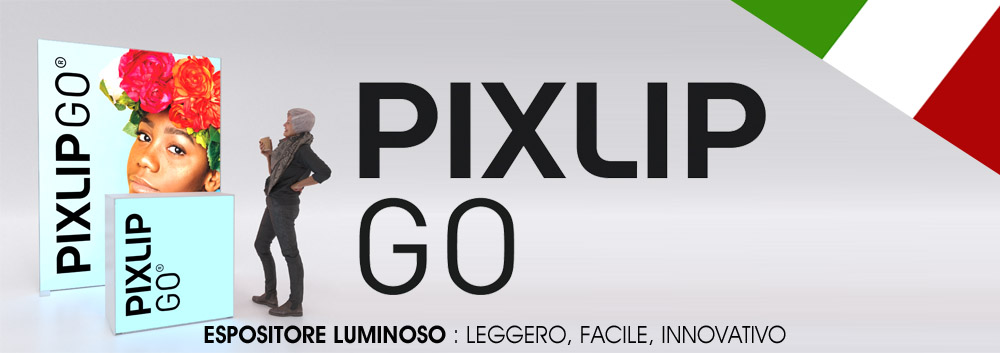 Pixlip Go – LED Solutions