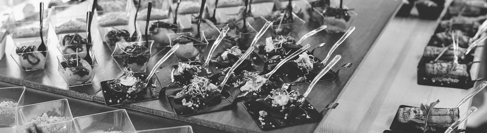 Servizio catering per eventi, feste, inaugurazioni locali, meeting aziendali