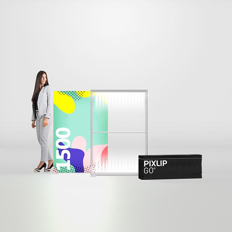 GO Lightbox 100150 100 x 150 cm