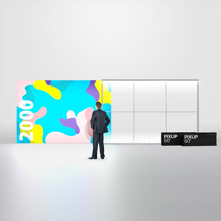 GO Lightbox 300200 300 x 200 cm