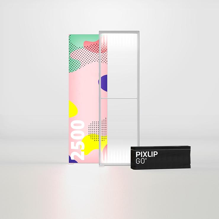 GO Lightbox 085250 85 x 250 cm