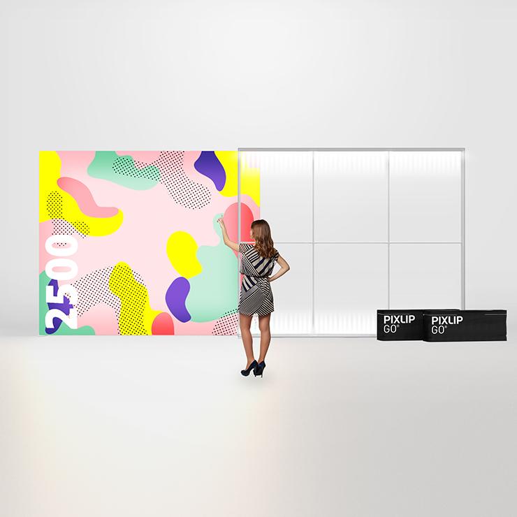 GO Lightbox 300250 300 x 250 cm